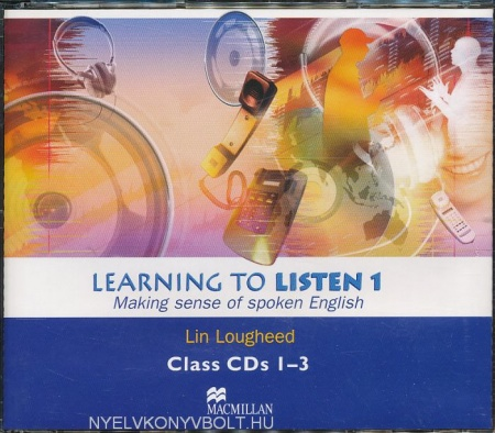 Learning to Listen Level 1 A-CDs