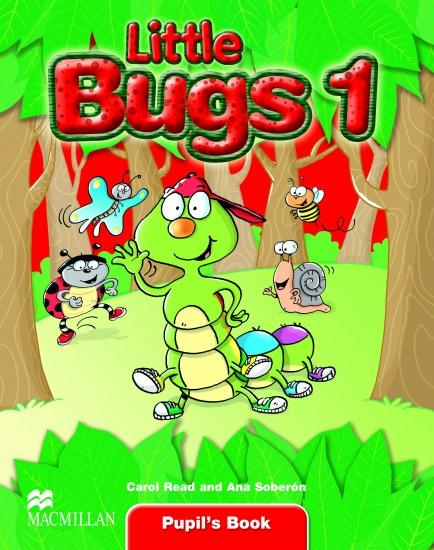 Little Bugs 1 Pupil´s Book