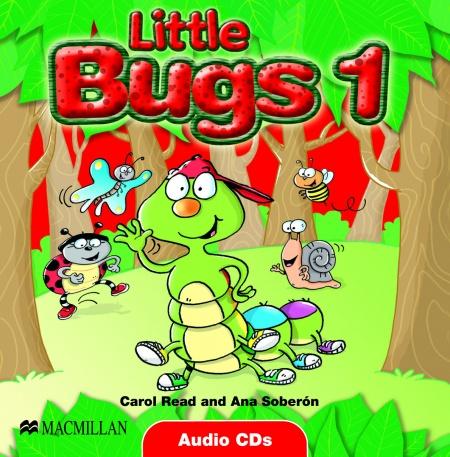 Little Bugs 1 Class A-CD