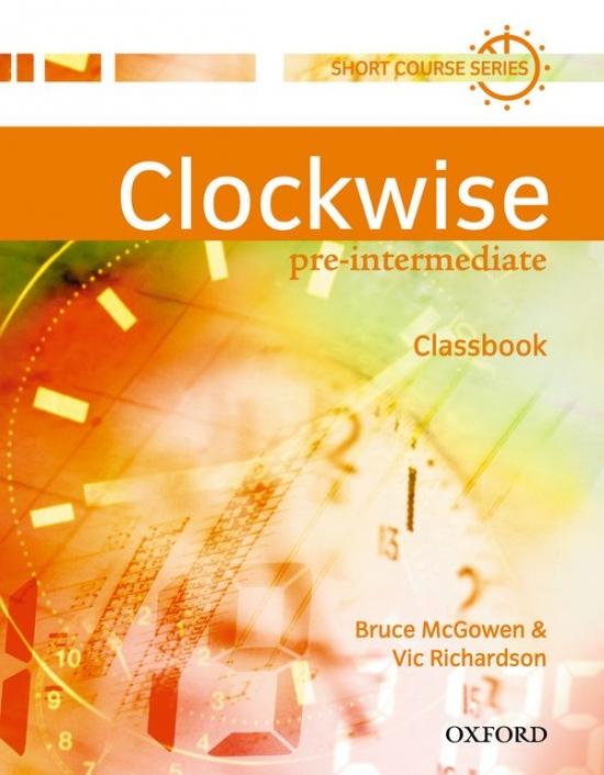 Clockwise Pre-Intermediate - Classbook