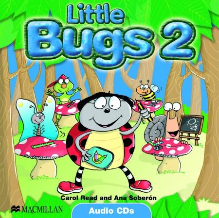 Little Bugs 2 Class A-CD