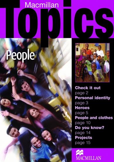 Macmillan Topics Beginner - People