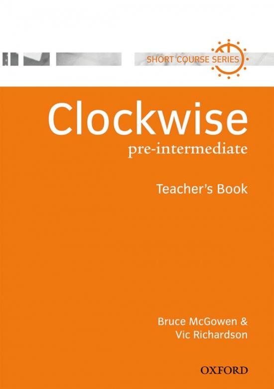 Clockwise Pre-Intermediate - Teacher´s Book : 9780194340755