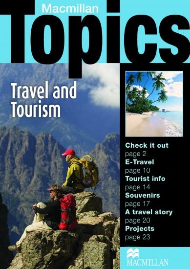 Macmillan Topics Intermediate - Travel and Tourism