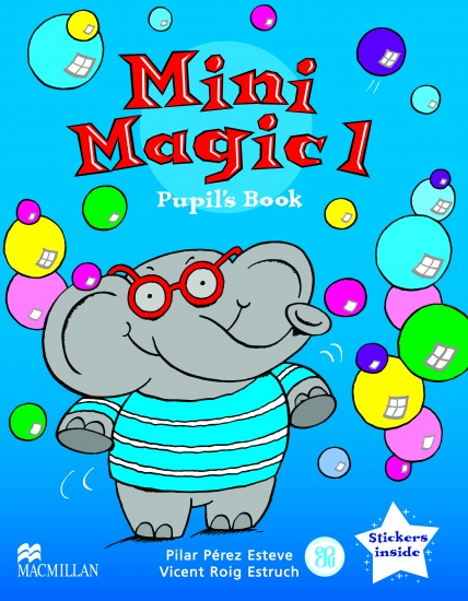 Mini Magic Level 1 Pupil´s Book