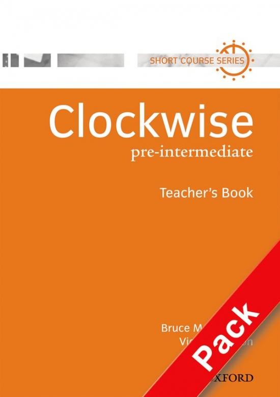 Clockwise Pre-Intermediate - Teacher´s Resource Pack