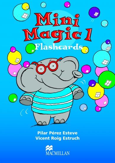 Mini Magic Level 1 Flashcards : 9781405017589