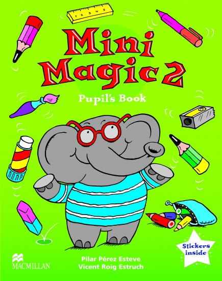 Mini Magic Level 2 Pupil´s Book