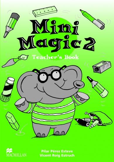 Mini Magic Level 2 Teacher´s Book