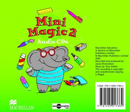 Mini Magic Level 2 Class A-CD
