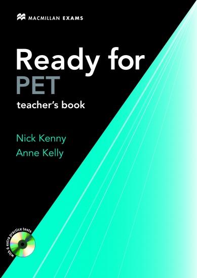 Ready for PET (Ed. 2007) Teacher´s Book : 9780230020740