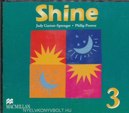 Shine 3 CD : 9780333997239