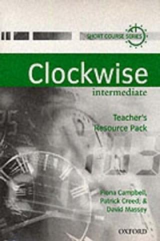 Clockwise Intermediate - Teacher´s Resource Pack