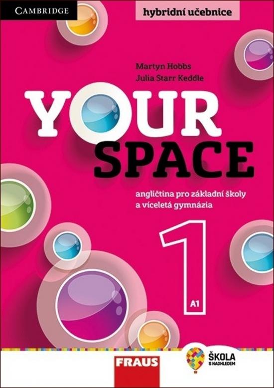 Your Space 1 Učebnice + i-učebnice zdarma