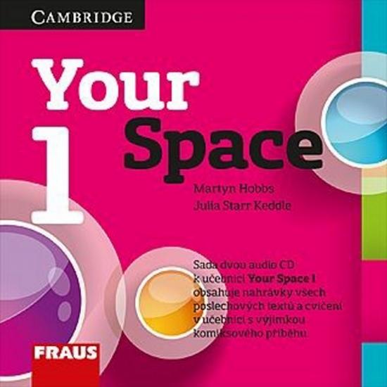 Your Space 1 CD CZ vydání