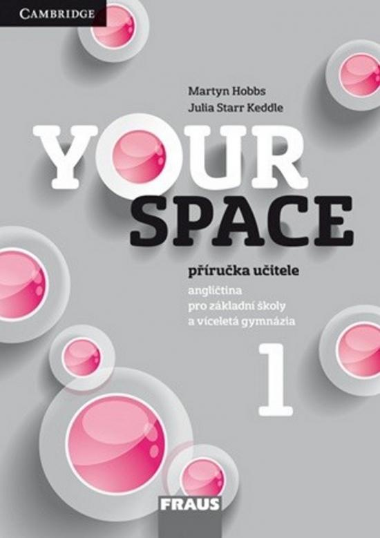 Your Space 1 Příručka učitele CZ vydání