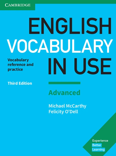 English Vocabulary in Use Advanced with answers, 3. edice