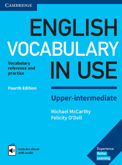 English Vocabulary in Use Upper-intermediate with answers and Enhanced ebook, 4. edice : 9781316631744