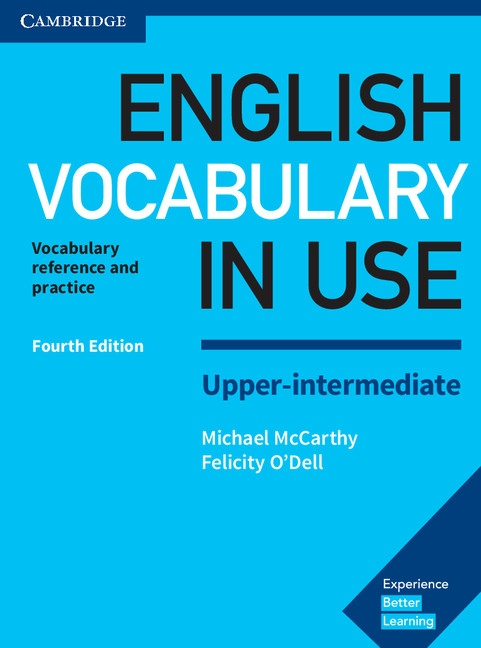 English Vocabulary in Use Upper-intermediate with answers, 4. edice