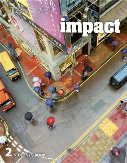 Impact 2 Student Book + Online Workbook PAC