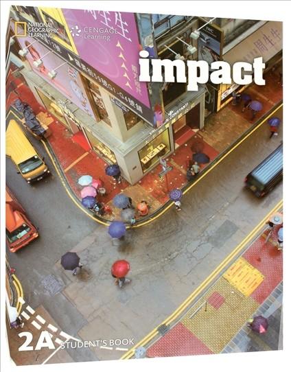 Impact 2 Student Book Split A