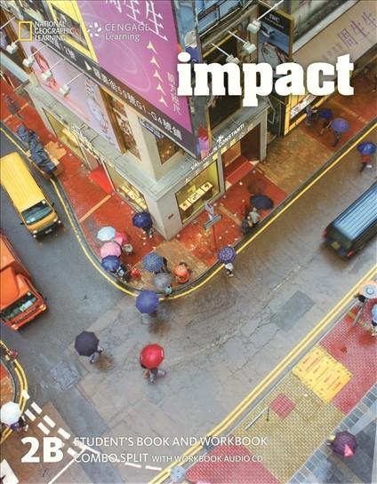 Impact 2 Student Book + Workbook Combo Split B