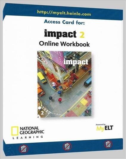 Impact 2 Online Workbook PAC