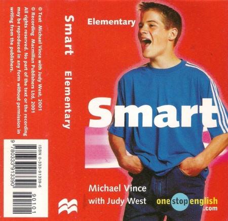 Smart Elementary Level Cassette : 9780333913390