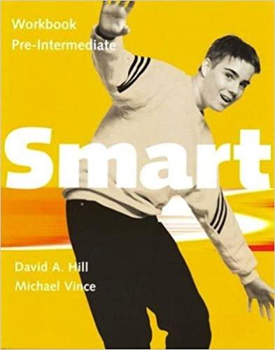 Smart Pre-Intermediate Level Workbook