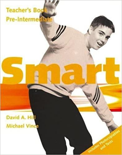 Smart Pre-Intermediate Level Teacher´s Book
