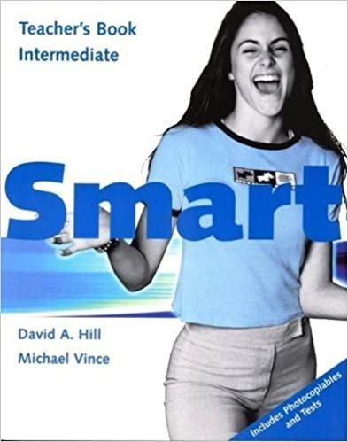 Smart Intermediate Level Teacher´s Book
