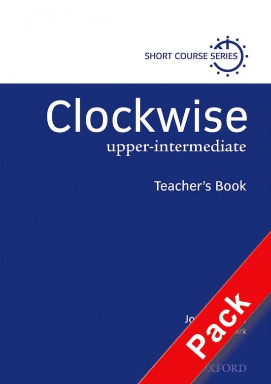 Clockwise Upper-Intermediate - Teacher´s Resource Pack : 9780194340861