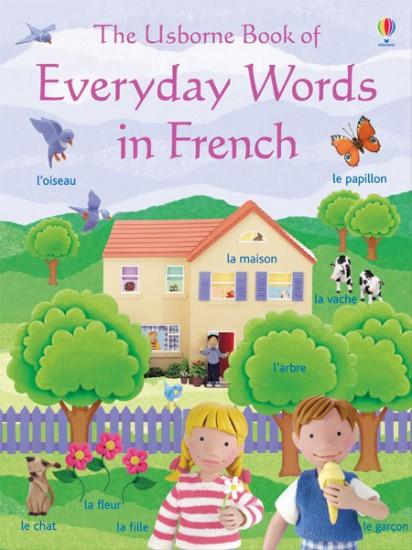 Usborne - Everyday Words in French