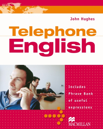 Telephone English Book & CD