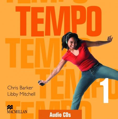 Tempo 1 Class Audio CD : 9781405019064