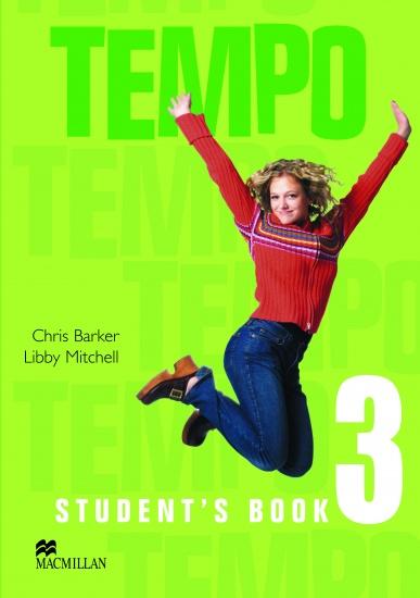 Tempo 3 Student´s Book : 9781405019125