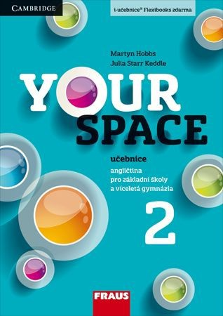 Your Space 2 učebnice