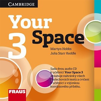 Your Space 3 CD (2 ks)