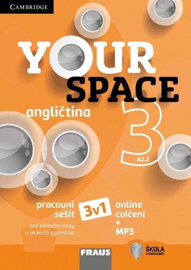 Your Space 3 pracovní sešit 3 v 1