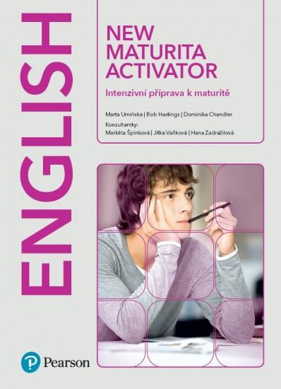New Maturita Activator - učebnice : 9788378826583