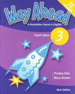 Way Ahead (New Ed.) 3 Pupil´s Book : 9781405058704