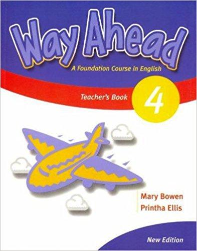 Way Ahead (New Ed.) 4 Teacher´s Book : 9781405058797