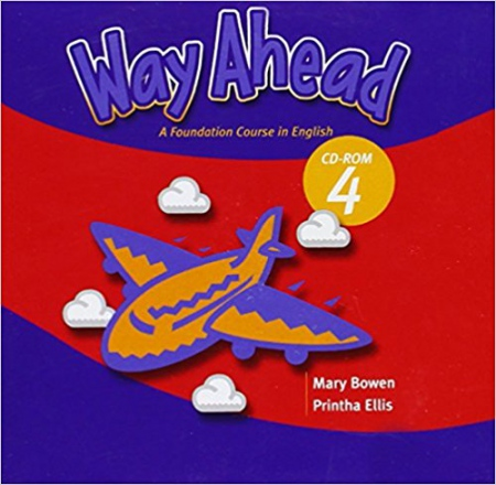 Way Ahead (New Ed.) 4 CD-ROM