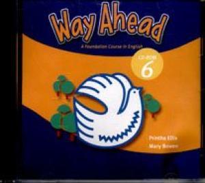 Way Ahead (New Ed.) 6 CD-ROM : 9781405062381