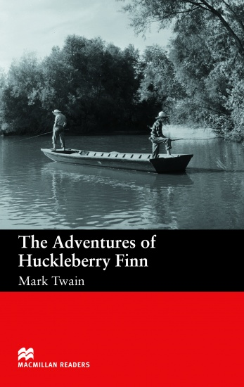 Macmillan Readers Beginner Adventures of Huckleberry Finn : 9781405072342