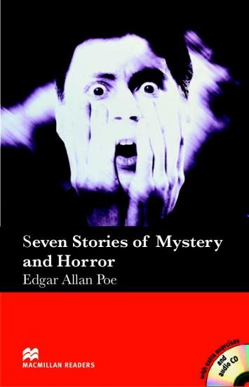 Macmillan Readers Elementary Seven Stories of Mystery & Horror + CD