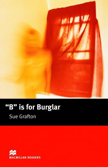 Macmillan Readers Intermediate B Is For Burglar : 9781405072892