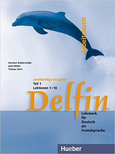 Delfin, zweibändige Ausgabe Arbeitsbuch Teil 1