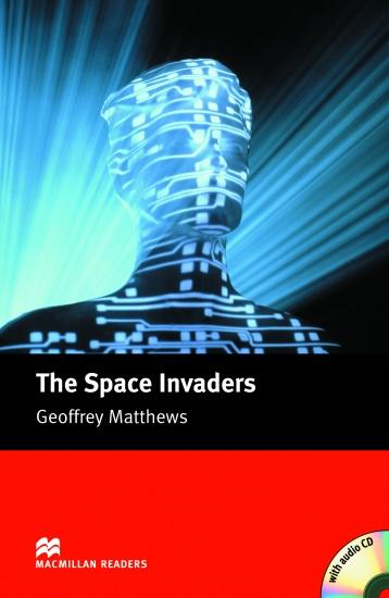 Macmillan Readers Intermediate Space Invaders + CD : 9781405078054