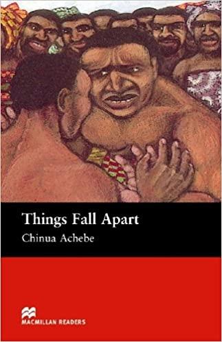 Macmillan Readers Intermediate Things Fall Apart : 9781405073158